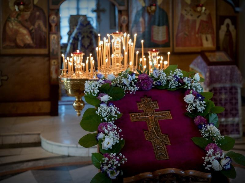 Картинки происхождение честных древ животворящего креста господня, открытки дню